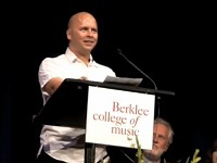 Berklee College of Music keynote