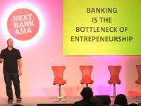 Next Bank Asia : Disrupting Banking